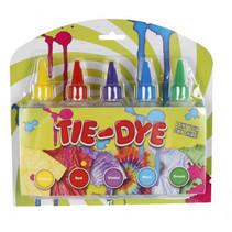 textielverfset Tie Dye junior 120 ml 5-delig