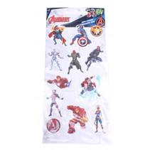 stickers The Avengers jongens 21 x 10 cm papier
