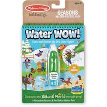 kleurset Water Wow! Seizoenen groen 2-delig