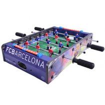 voetbaltafel FC Barcelona 50,5 x 37 cm hout paars/groen