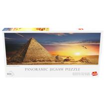 legpuzzel Pyramids at Sunset Egypt karton 504 stukjes