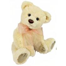 knuffelbeer Teddy Reimar junior 42 cm pluche beige