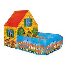 speeltent Garden House junior 150 x 110 x 90 cm polyester