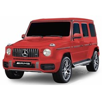 RC Mercedes-AMG G63 jongens 1:24 rood 27 MHz