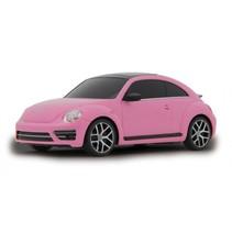 RC Volkswagen Beetle 27 MHz 1:24 roze