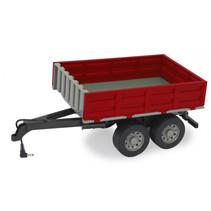 kiepwagen RC junior 33,5 x 15,2 cm 1:16 rood