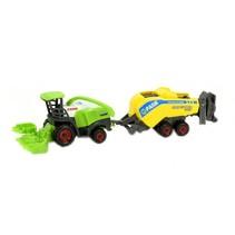 landbouwvoertuig Cropcutter 3400 15 cm groen/geel
