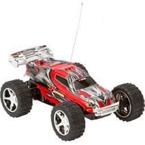 racewagen junior 12 x 8 x 5 cm rood 24-delig
