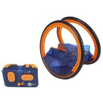 actievoertuig Ring Racer jongens 14 x 11 cm oranje 4-delig