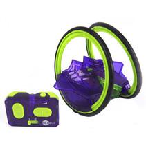 actievoertuig Ring Racer jongens 14 x 11 cm groen 4-delig
