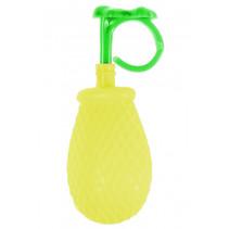 mini-waterspuiter Ring junior 7 cm geel/groen