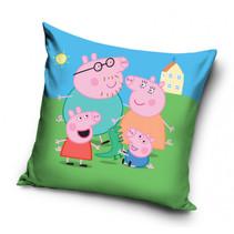 kussen Peppa Pig junior 40 x 40 cm katoen