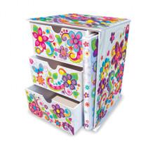 juwelendoos + notitieboek sticky mosaics junior wit