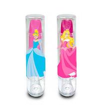 lippenstift Princess meisjes 9 cm roze 2-delig
