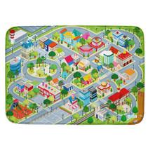 verkeerskleed Dream City junior 100 x 150 cm polyester