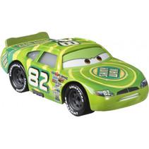 speelgoedauto Cars junior die-cast 1:55 groen/geel