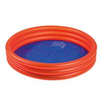 opblaaszwembad junior 122 x 23 cm PVC rood/blauw