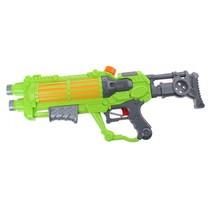 waterpistool Space junior 58 cm groen/grijs