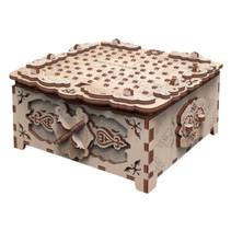 modelbouwpakket Secret Box 15,1 cm hout 220-delig