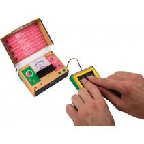 bouwpakket Leugendetector 22,2 x 16,4 cm karton