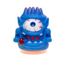 Slime Monster 7 cm blauw