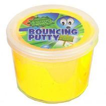 kneeddeeg Bouncy Putty King junior 35 gram geel