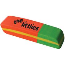 gum Neon junior 6 x 2,2 x 1,1 cm rubber oranje/groen