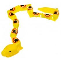 slang 38 cm geel