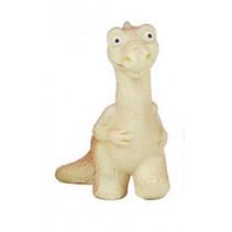 groeiende dinosaurus Ynlong junior 14 cm bruin/geel