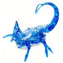 speelfiguur Schorpioen junior 15 x 10 x 11 cm blauw