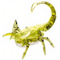 speelfiguur Schorpioen junior 15 x 10 x 11 cm geel