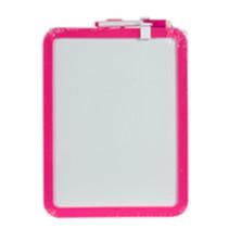 magneetbord junior 30 x 21,5 x 1,5 cm roze