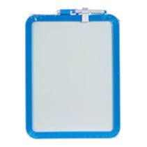 magneetbord junior 30 x 21,5 x 1,5 cm lichtblauw