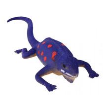 kleurveranderende kameleon junior 13,5 x 5 cm blauw