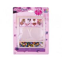 strijkkralenset Happy Pearls meisjes 243-delig