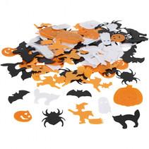 pailletten halloween gekleurd 10-20 mm 15 gram