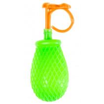 mini-waterspuiter Ring junior 7 cm groen/oranje