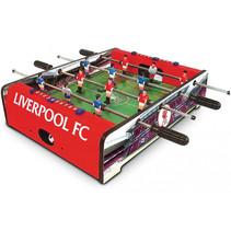 voetbaltafel Liverpool FC 50,5 x 37 cm hout rood/groen