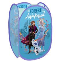 opbergmand Frozen II junior 36 x 35 x 58 polyester paars