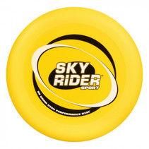 frisbee Sky Rider Sport junior 28 cm geel