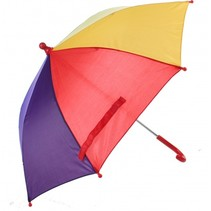 kinderparaplu rood 70 cm
