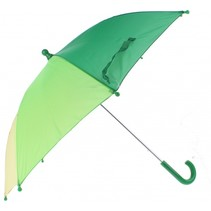 kinderparaplu groen 70 cm