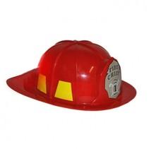 brandweerhelm rood one-size