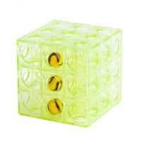 labyrintkubus voor gevorderde 76 mm groen