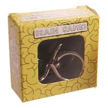 breinbreker Brain Games 5 x 5 cm geel