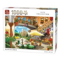 Legpuzzel Barcelona 1000 stukjes