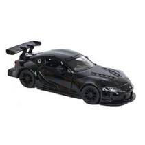 speelgoedauto Toyota GR junior 12,5 cm die-cast zwart