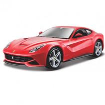 schaalmodel Ferrari F12 Berlinetta 1:24 staal rood