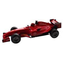 racewagen met licht en geluid jongens 25 cm rood