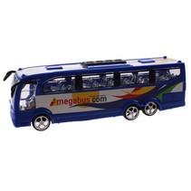 personenbus Public Bus jongens 24 cm blauw